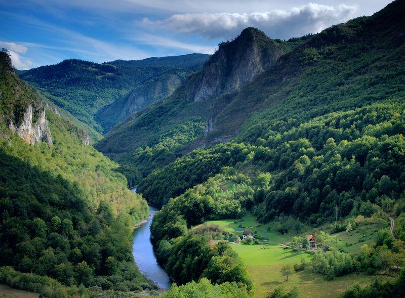 Predivna rijeka Tara