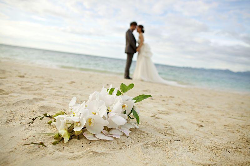 Vjenčanje na plaži
