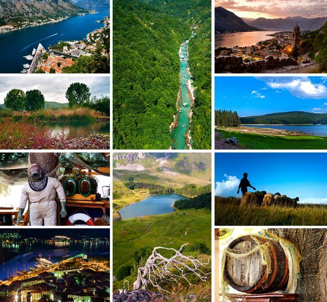 Kanjon Pive u Crnoj Gori