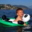 Zabava sa djecom u moru