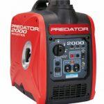 Mali prenosni generator Predator 2000